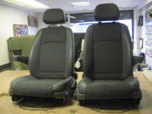 CAR SEAT RE-TRIM