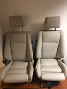 LEATHER CAR SEATS