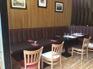 TAILORED RESTAURANT SEATS BIRMINGHAM