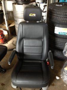 CF MOTORSPORTS SEATS