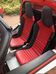 CUSTOM SPORTS CAR INTERIORS BIRMINGHAM
