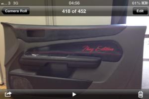 THUG EDITION CAR DOOR CASING