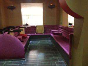 RESTAURANT SEAT UPHOLSTERY BIRMINGHAM