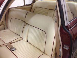 LUXURY CAR SEAT UPHOLSTERY IN BIRMINGHAM
