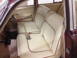 CLASSIC CAR LEATHER SEAT REPAIRS