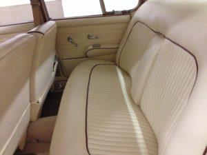 CLASSIC CAR LEATHER SEATS