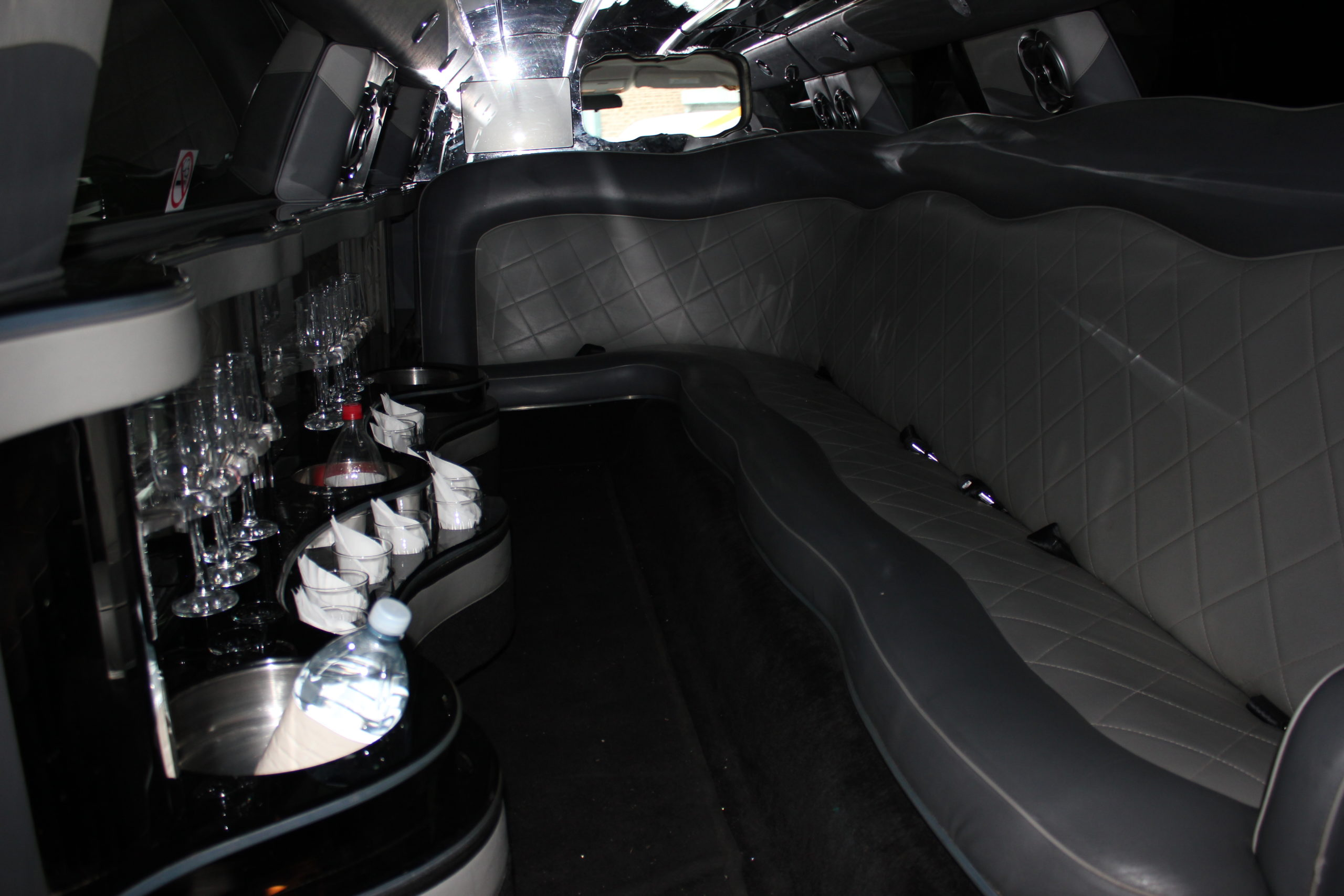 LIMO UPHOLSTERY