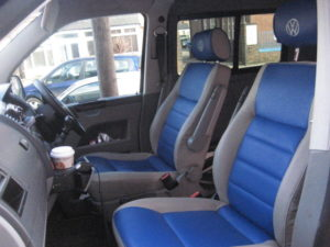 VW VAN LEATHER SEATS BIRMINGHAM