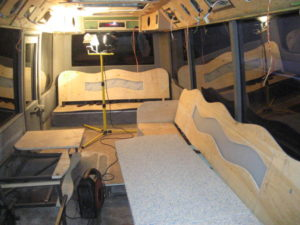 LIMOUSINE SEATING REPAIRS BIRMINGHAM