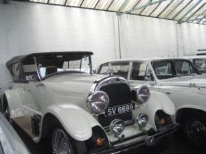 CLASSIC CAR UPHOLSTERY BIRMINGHAM