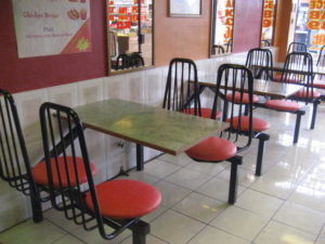CAFE STOOLS BIRMINGHAM