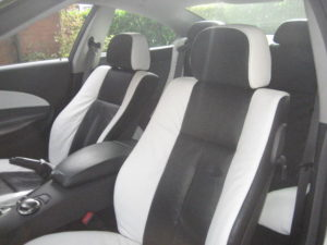 SPORTS CAR REUPHOLSTERY BIRMINGHAM
