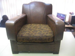 REUPHOLSTERY FOR CHAIRS