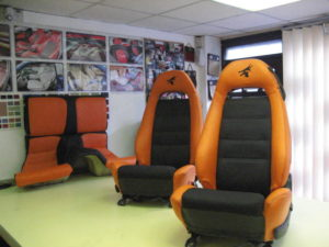 UPHOLSTERY FOR CAR SEATS IN BIRMINGHAM