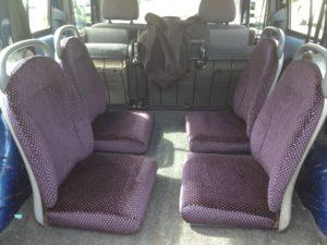 BUS SEAT UPHOLSTERY BIRMINGHAM