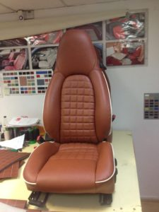 LEATHER CAR SEAT REPAIRS