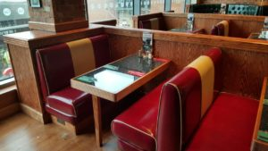 RESTAURANT SEAT UPHOLSTERY IN BIRMINGHAM