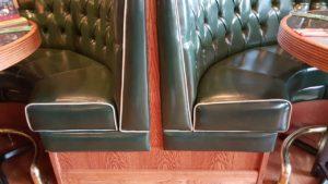 LEAHTER RESTAURANT SEATS