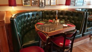 UPHOLSTERY FOR RESTAURANTS BIRMINGHAM
